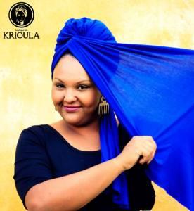 MIchelle Fernandes, proprietária da Boutique de Krioula, uma das convidadas do Encontro